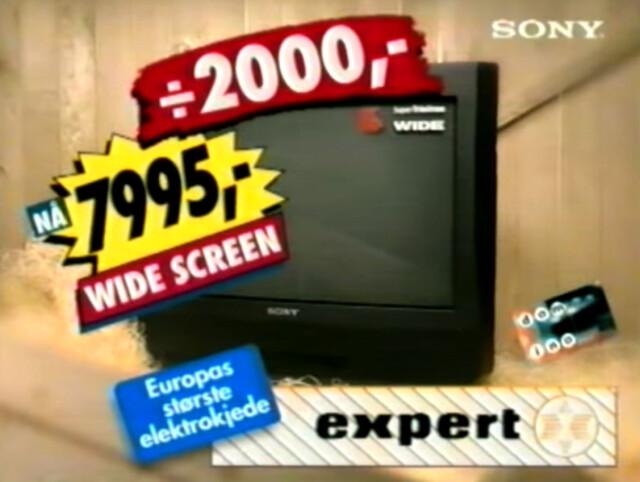 cd0059e0 HVIL I FRED: Expert har vært synonymt med elektronikk i Norge i en årrekke.