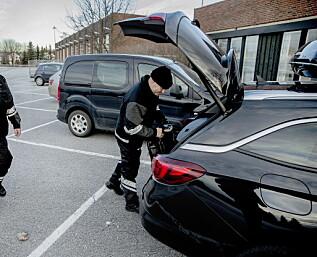 Jakten på de livsfarlige bilene
