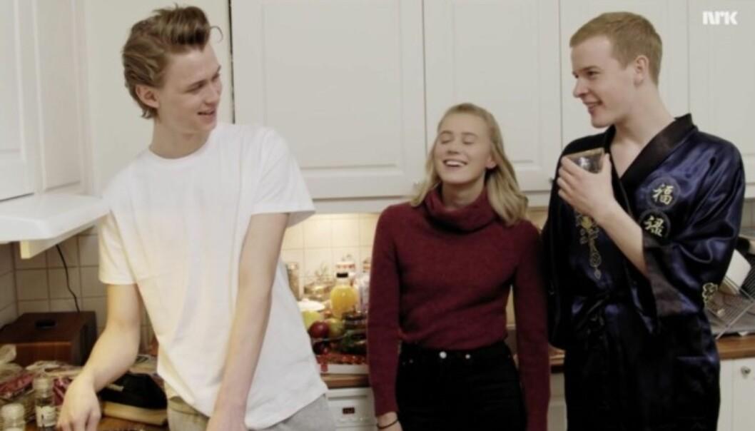 SUKSESS: NRK-serien Skam har engasjert mennesker over hele verden. Foto: NRK