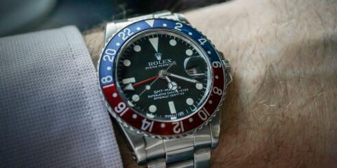 Slik finner du verdien av din gamle klokke