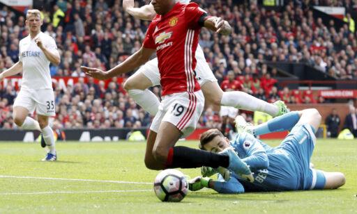 image: Kontroversiell dommeravgjørelse da United avga poeng mot Swansea