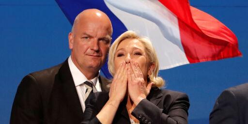 image: Fransk splid og mismot