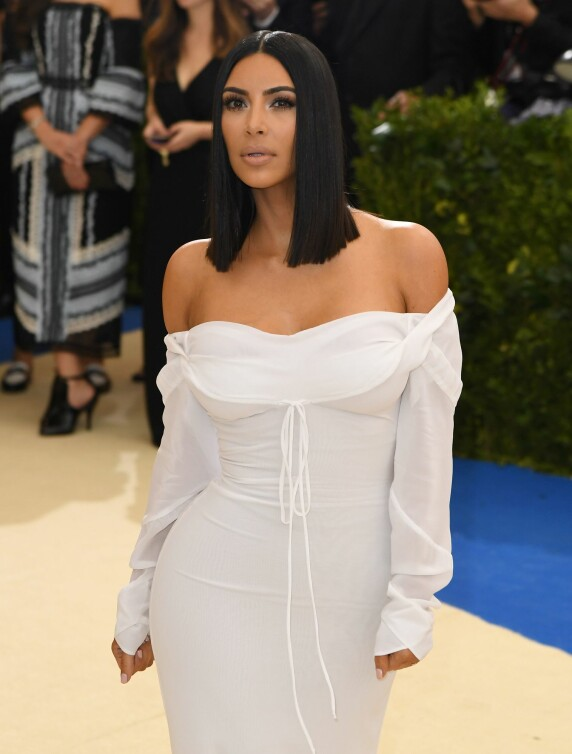 <strong>MET-GALLAEN:</strong> Kim Kardashian. Foto: NTB Scanpix