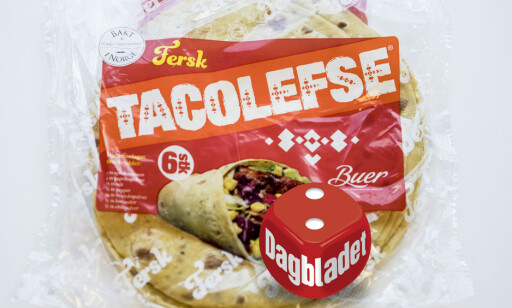 image: Vi tester tacolefser: Den billigste tortillaen best