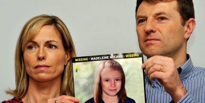 - Madeleine ble ikke kidnappet