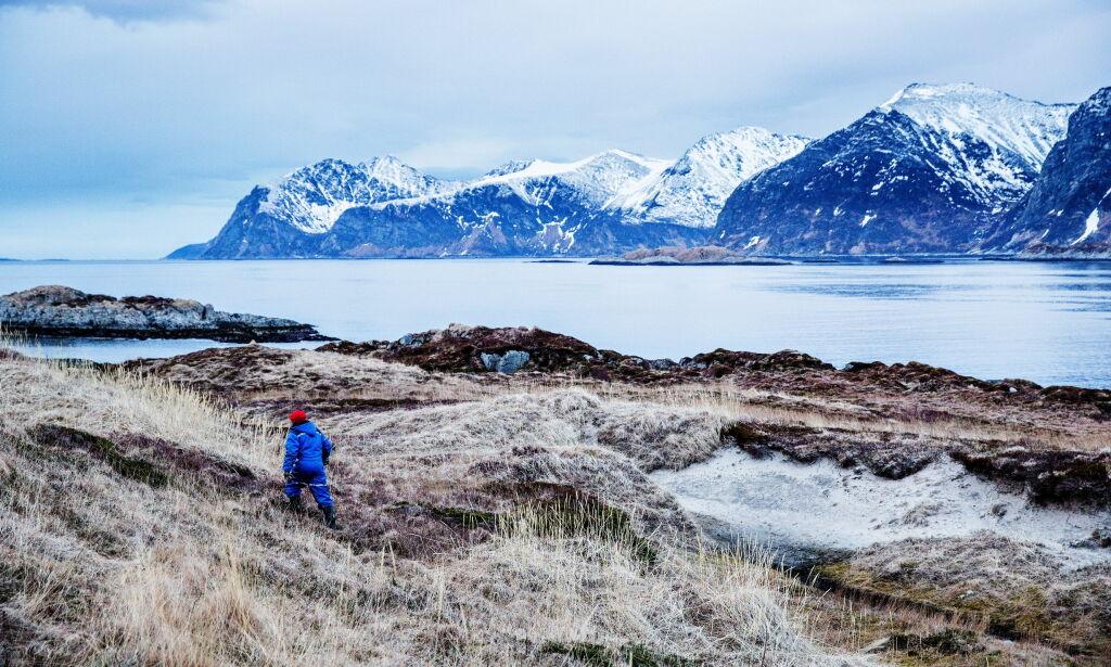 image: Slår sammen Troms og Finnmark