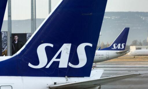 image: SAS-kanselleringer resten av sommeren