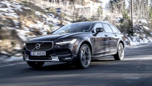 <strong>EN VINNER:</strong> Volvo registrerte 11.750 nye biler i 2017 - ny rekord og en solid 4.plass på registreringsstatistikken, mellom BMW og Mercedes. Foto: Jamieson Pothecary