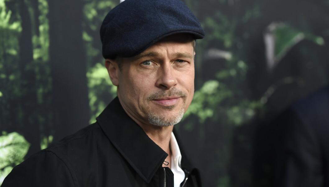 - GIR AVKALL PÅ SEX: Skuespiller Brad Pitt har hatt noen turbulente år etter bruddet med Angelina Jolie. Nå gjør han tilsynelatende en drastisk endring for å få orden på seg selv. Foto: NTB Scanpix