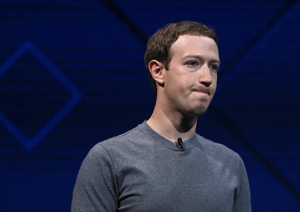 SAMLER MANGE: Mark Zuckerbergs Facebook brukes av millioner av mennesker over hele verden. Nå kommer det fram at nettopp antall brukere var et så viktig mål for noen av Facebook-sjefene ... Foto: NTB Scanpix