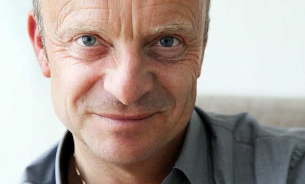 ENSOM: I et nylig podkastintervju åpner den svenske komikeren, Jonas Gardell, opp om det å være ensom. Foto: NTB Scanpix