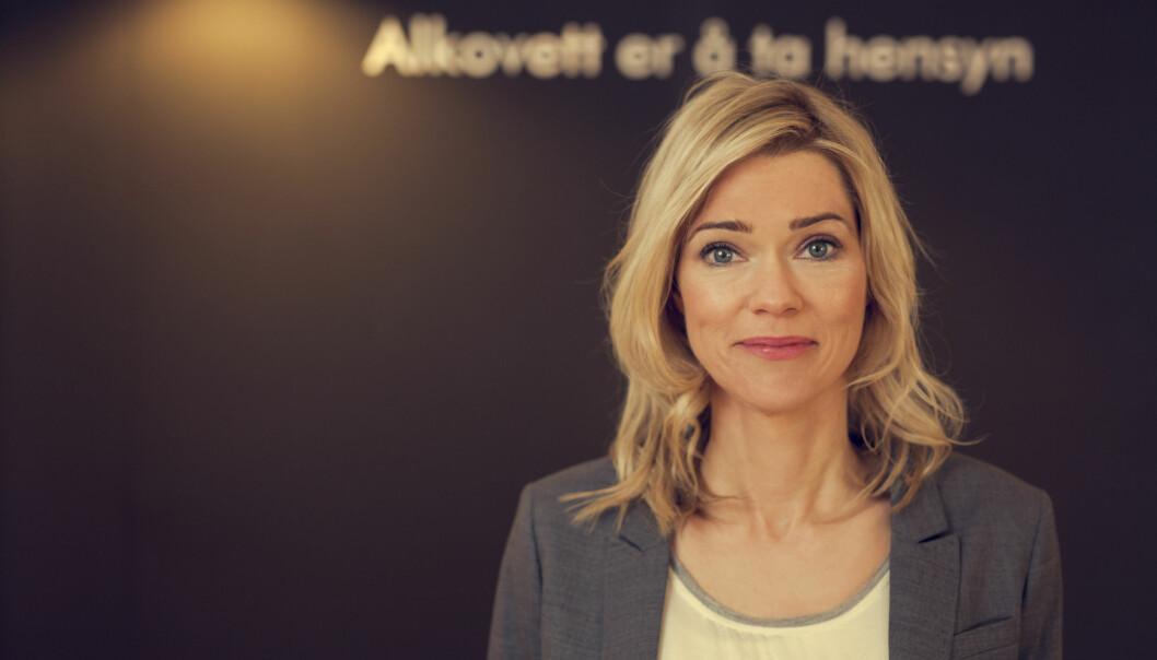 MANGE NEGATIVE HENDELSER: Fulle ungdommer er sårbare ungdommer, sier Kari Randen i «AV-OG-TIL». Foto: Irene Sandved Lunde/Bård Gundersen