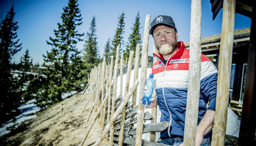 <strong>NYTENKENDE:</strong> Martin Johnsrud Sundby utfordrer etablerte norske sannheter i langrennsmiljøet. Han tror det går an å trene mye mer enn verdenseliten gjør. Foto: Thomas Rasmus Skaug / Dagbladet