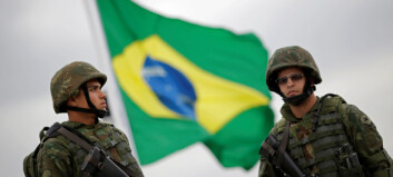 Åtte dømt for terrorplanlegging mot OL i Rio