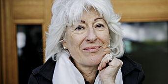 image: Mona Levin 72 år etter frigjøringen: - Norges største utfordring er å beholde freden i samfunnet