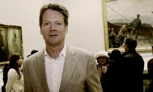 image: Ga seg selv munnkurv, men nå letter den tidligere museumsdirektøren på sløret: - Ville unngå strid