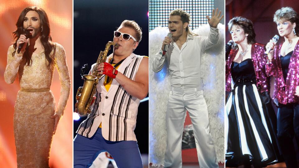 40779b49 Dette er de beste minnene fra Eurovision Song Contest - Dagbladet
