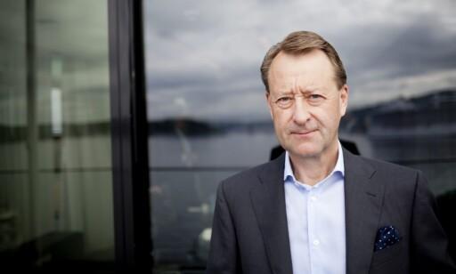TOPPMØTE: Bjørn Rune Gjelsten ble invitert til møte i Klimadepartementet i forkant av at selskapet hans la frem et omstridt forslag som departementet en måned senere gikk videre med.