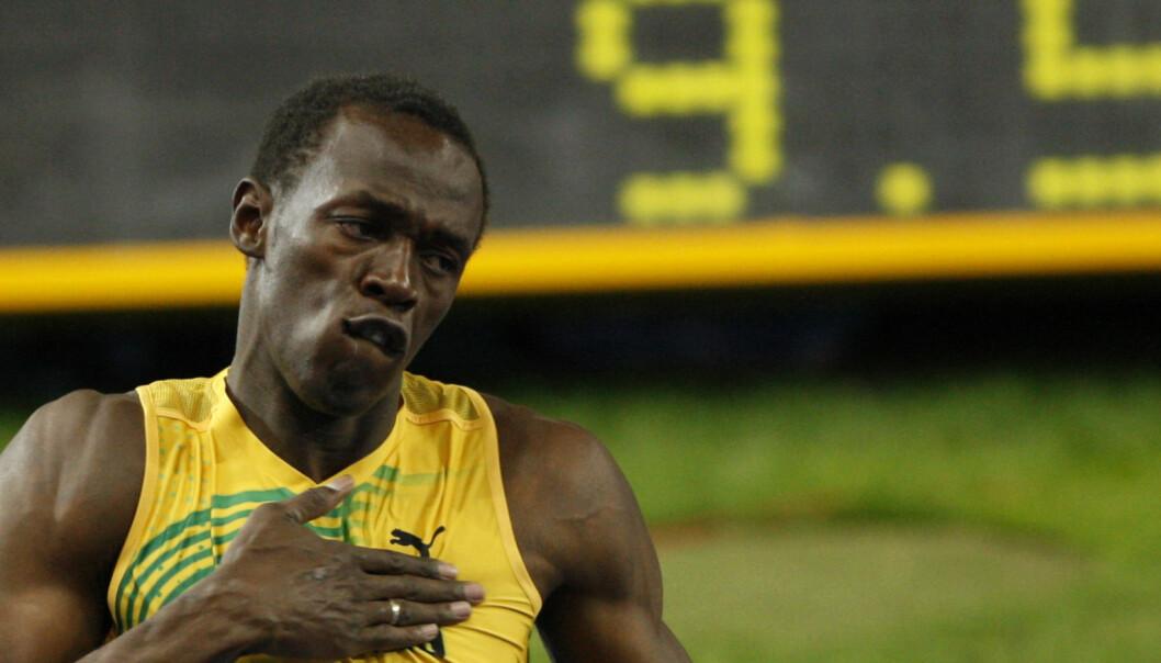 Sinte stjerner: Er Usain Bolts rekorder de eneste ærlige?
