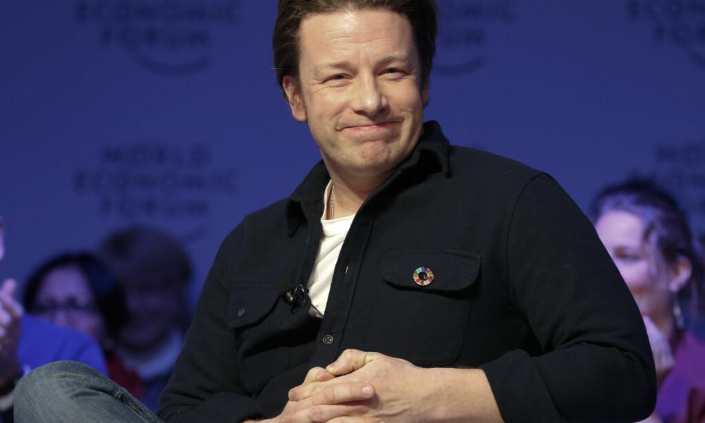 IRRITERER ISLAND: Jamie Olivers uttalelser var ikke veldig populære.