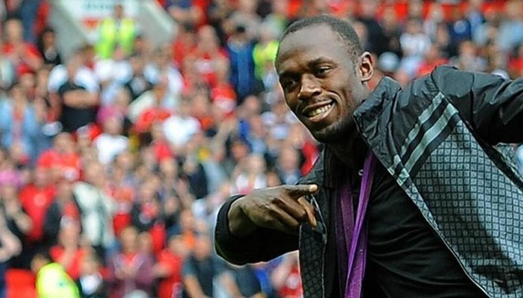 Usain Bolt vil bli fotballstjerne