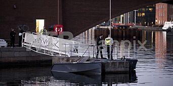 image: Vannscooter i vill fart lettet - drepte to og kvestet fem i Københavns havnebasseng
