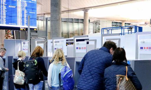 image: DnB på Gardermoen ga dårligst valutakurs
