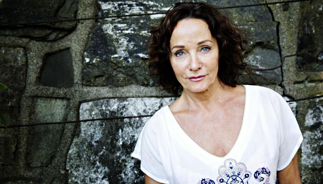 <strong>FLERE TILFELLER:</strong> Artist Inger Lise Rypdal ble slått ut av krystallsyken for ni år siden, og har hatt flere tilbakefall i ettertid. Nå vet hun imidlertid hvordan hun selv blir kvitt svimmelheten. Foto: Nina Hansen / Dagbladet