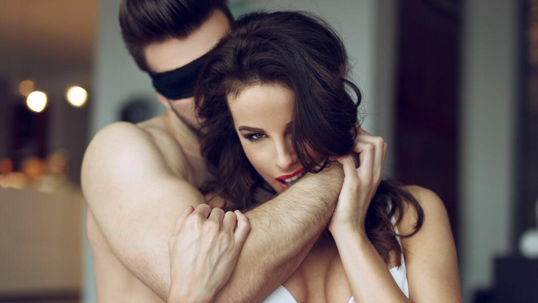 RØFF SEX: Hva vi tenner på i senga kan være svært individuelt, men hva gjør du dersom dere er helt forskjellige på dette området? Foto: NTB Scanpix