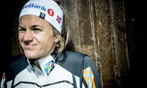 SKREMT: Heidi Weng tror Therese Johaug blir skrmmende god. Foto: Thomas Rasmus Skaug / Dagbladet