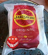 <strong>MED IRSK MELK:</strong> Juryen var ikke like imponert over Jarlsberg-osten med irsk melk.&nbsp;