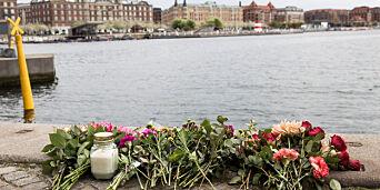 image: Lørdag ble kjæresten drept i tragisk vannscooterulykke i København: - Du var min eneste kjærlighet