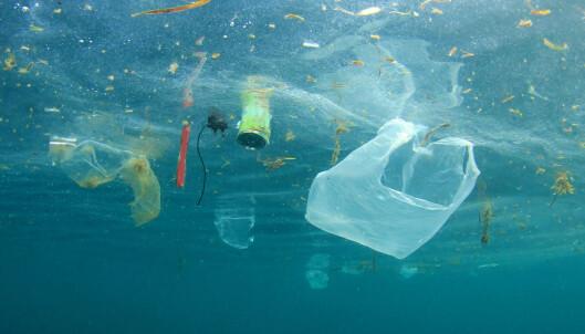 Mikroplastfunn i havsalt: Strør du plast på maten din?