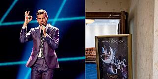 image: Eurovision-håp bor på strippeklubb-hotell