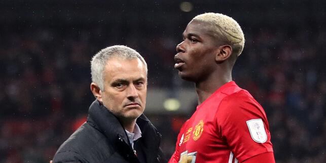 image: Rasende Mourinho kaller Pogba-spekulasjoner løgn
