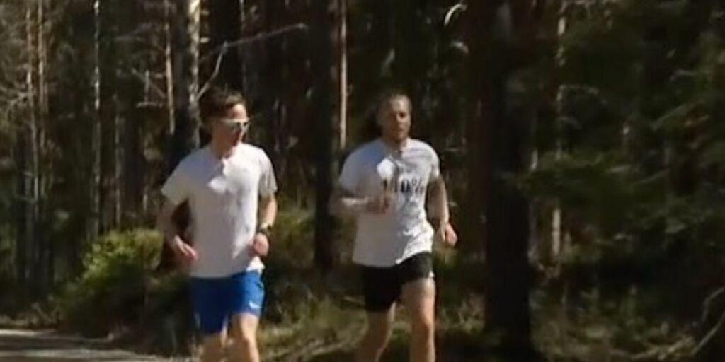 image: «Paradise Hotel»-deltakerne måtte løpe for harde livet