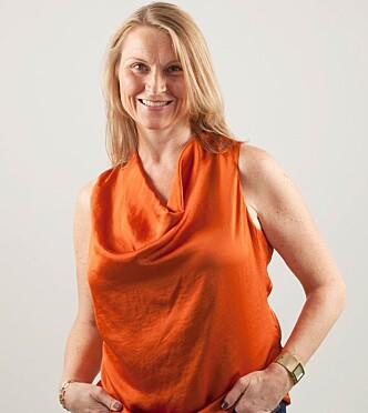 <strong>STORT KROPPSPRESS:</strong> Kari Løvendahl Mogstad skriver i boken sin om hvordan man kan være trygge og gode voksne for barn og unge i et kroppsfiksert samfunn. Foto: Privat