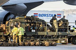 image: US Marines vurderer Værnes som hovedbase i Europa: - Kan forverre forholdet til Russland
