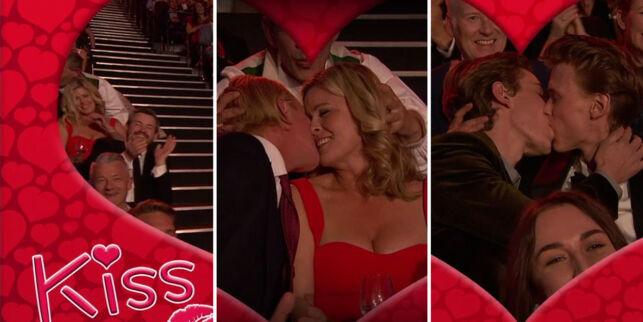 image: Klinefest på Gullruten, men et spesielt kyss gikk deg kanskje hus forbi