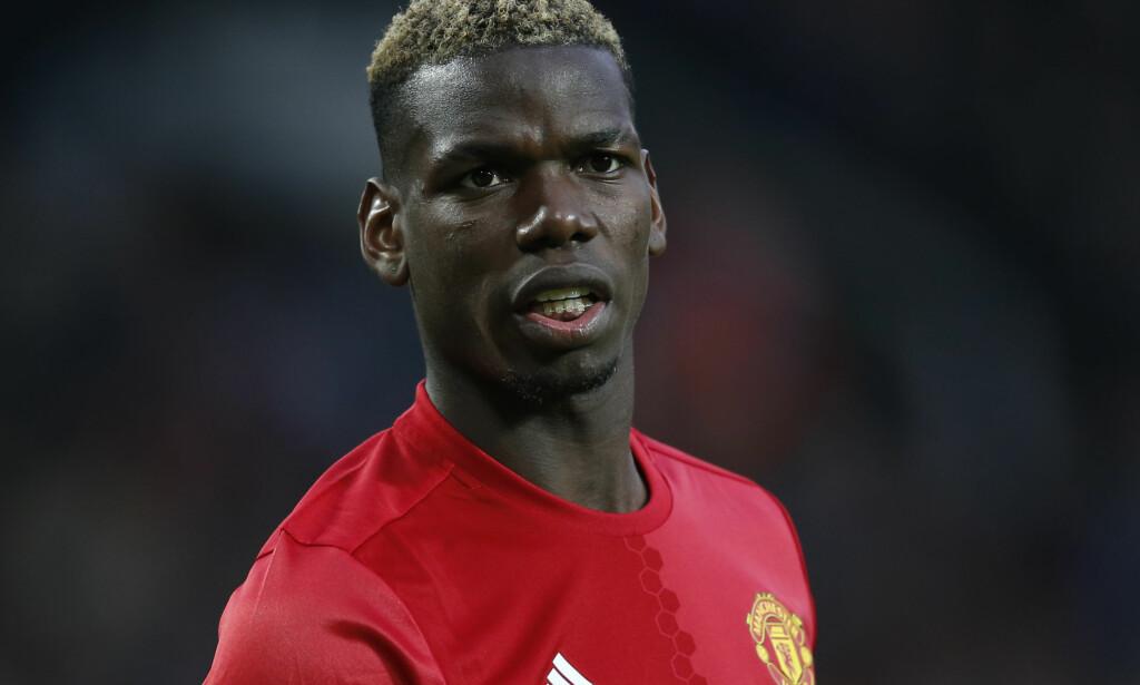 HADDE REKORDEN: Paul Pogba har vært verdens dyreste fotballspiller. Foto: Simon Bellis/Sportimage via PA Images/NTB Scanpix