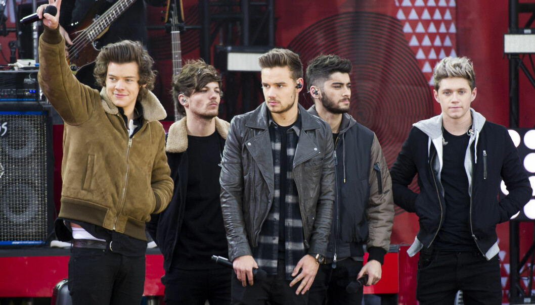 TALENTFULLE: One Direction-gutta har smeltet mange unge pikehjerter siden de ble dannet under «X Factor» i 2010. Siden den gang har flere av dem gjort suksess som soloartister. Foto: NTB scanpix