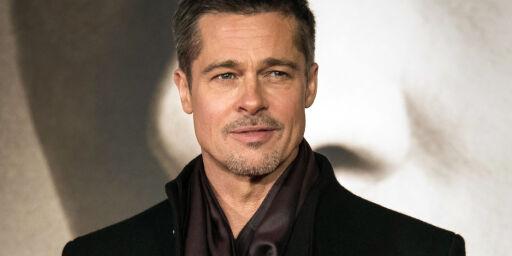image: Brad Pitt i sjeldent intervju: - Barna er alt for meg