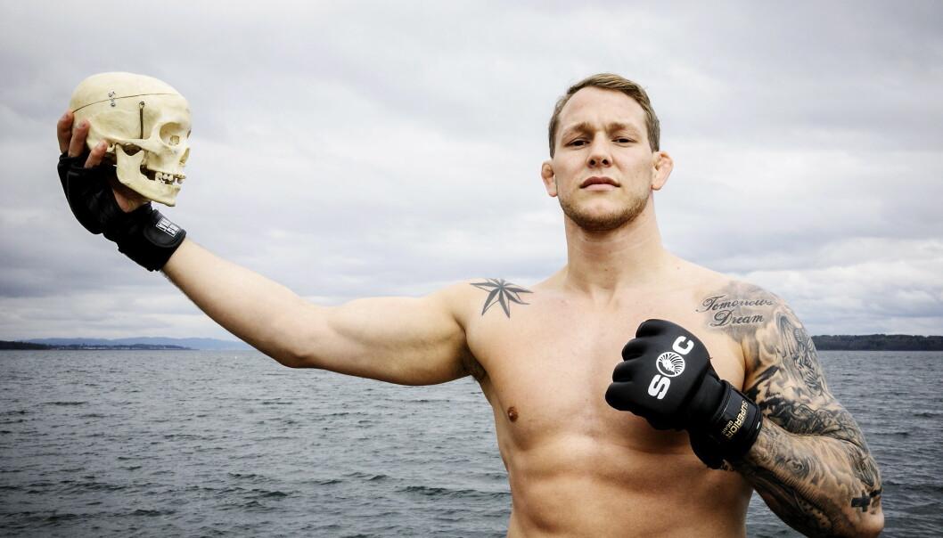 MMA-UTØVER: Marthin Hamlet mener fredagens godkjenning av sporten er et steg i riktig retning. Foto: Nina Hansen / Dagbladet
