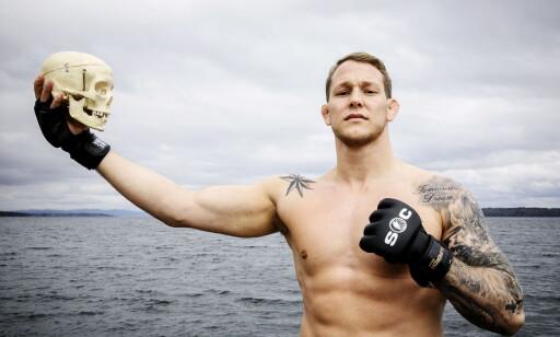 HAMLET: UFC eller ikke UFC, det er spørsmålet. Foto: Nina Hansen / Dagbladet