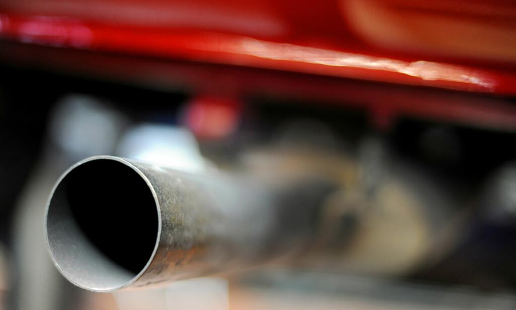 NY MÅLEMETODE FASES INN: Fra 1. september 2017 til 1. september 2019 skal ny målemetode for utslippsdata på bil introduseres i Norge. <br>Foto: Frank May / NTB Scanpix