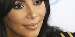 image: Kim Kardashian nekter å gå med smykker etter ranet i Paris