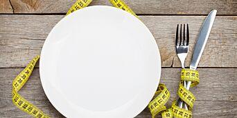 image: Ny forskning: Derfor øker vekta etter slankekuren