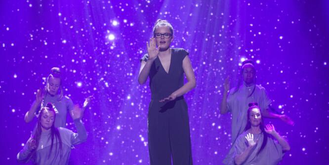 Vilde (13) vant «Norske Talenter»