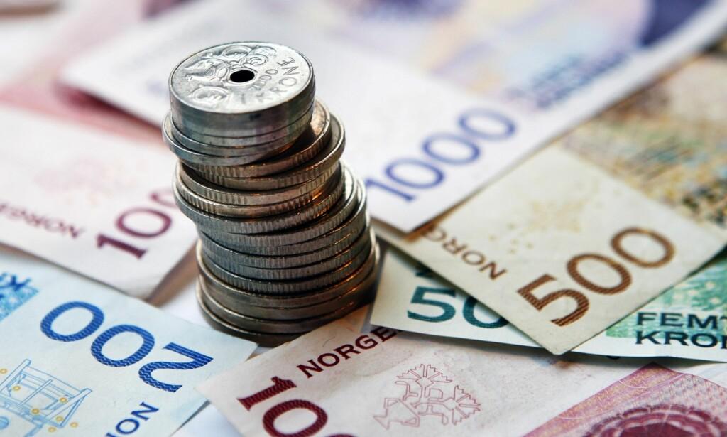 SKATT: I dag får 3,9 millioner lønnstakere og pensjonister skatteoppgjøret.Foto: Scanpix