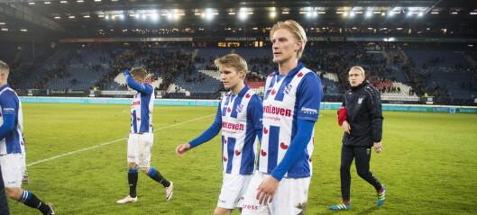 Ekstrem forvandling: Nå er plutselig Morten Thorsby toppscorer i Nederland